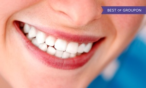 Smile Arts of NY: Dental-Implant Procedure with Porcelain Crown for One, Two, or Three Teeth at Smile Arts of NY (Up to 53% Off)