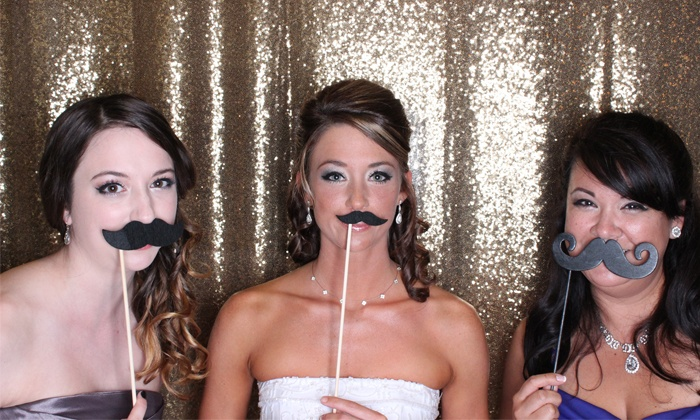 Vogue City Photo Booth - Dallas: $325 for $650 Worth of Photo-Booth Rental — Vogue City Photo Booth