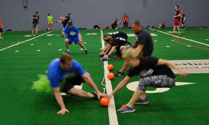 Fort Wayne Sport and Social - Fort Wayne: Dodgeball League Registration for One, Two, Four, or Six People with Fort Wayne Sport and Social (Up to 45% Off)