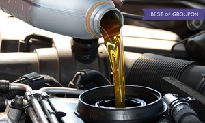 Car Care Deals : $34 for Two Semi-Synthetic Oil Changes and Car Care Package at Car Care Deals ($261.40 Value)