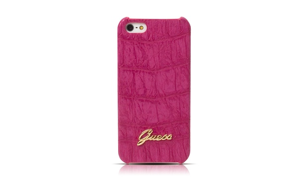 Housses guess pour iphone et samsung galaxy groupon shopping for Housse iphone 6 guess