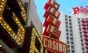 Las Vegas Walking Tours - Downtown Las Vegas: Fremont History Walking Tour for One, Two, or Four People at Las Vegas Walking Tours (Up to 40% Off)