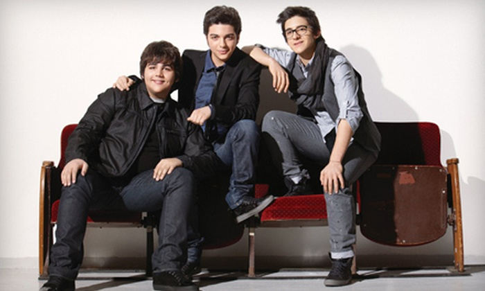 Il Volo - Toronto: $40 to See Il Volo at the Sony Centre for the Performing Arts on August 26 at 7:30 p.m. (Up to $71.60 Value)