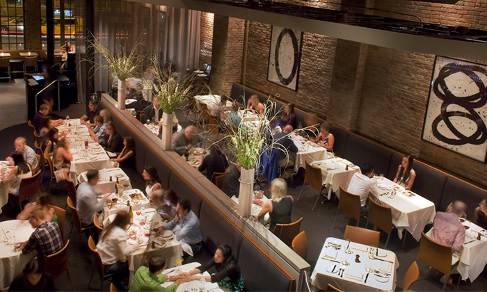 Chicago Community Trust's On The Table - Multiple Locations: Ticket and Dinner at Chicago Community Trust's On The Table on May 12. Seven Restaurants Available.