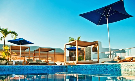 3-, 4-, or 5-Night Stay with Yoga and Tango Classes at Soho Playa Hotel in Playa del Carmen, Mexico