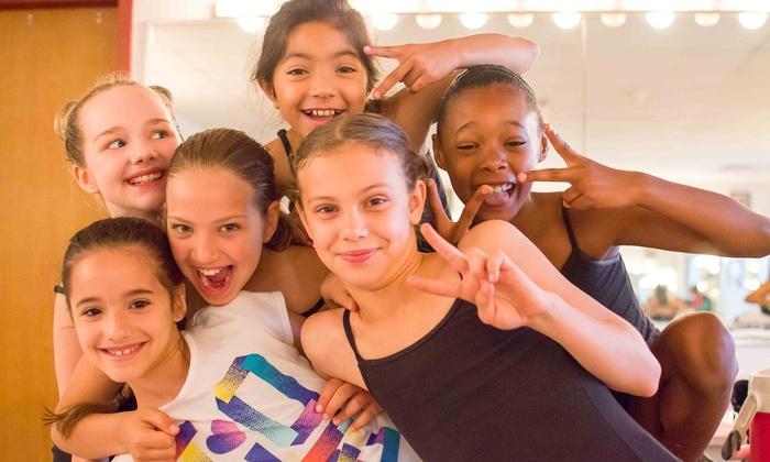 Joyce Willett School of Dance - Multiple Locations: Four Dance Classes from Joyce Willett School of Dance (57% Off)