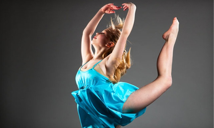 Expressions Dance Arts - Multiple Locations: 5- or 10-Week Intro-to-Dance Class at Expressions Dance Arts (Up to 65% Off)