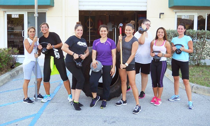 FEMforce Women Only Boot Camp Port Saint Lucie - Port St. Lucie: 10 or 20 Women's Boot-Camp Classes at FEMforce Women Only Boot Camp Port Saint Lucie (Up to 60% Off)