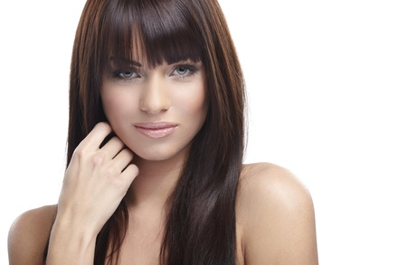 Haircut with Shampoo and Style from Colorbar The Salon (38% Off)