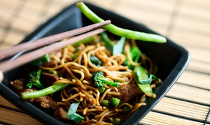 Pan-asian Dinner Cuisine For Two Or Four At Sangkee Noodle House (up To 40% Off)