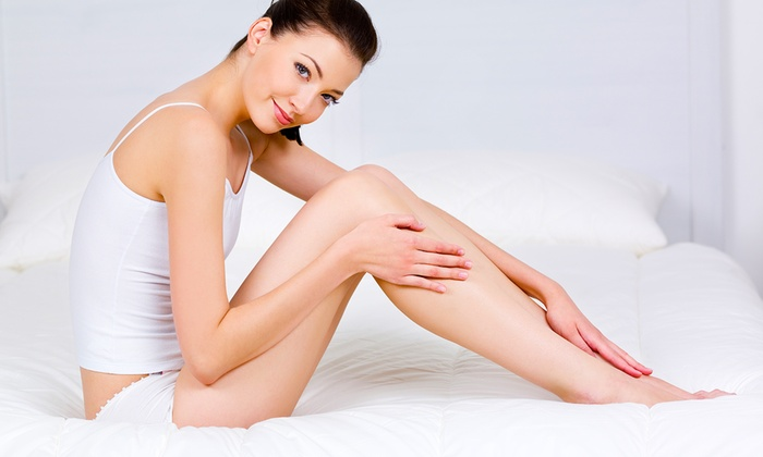 ST Medi Spa - Downtown Vancouver: Six Laser Hair-Removal Treatments on a Small, Medium, or Large Area at ST Medi Spa (Up to 61% Off)