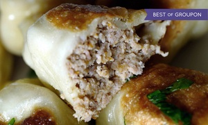 Hammer and Sickle: Russian Cuisine at Hammer and Sickle (Up to 45% Off). Two Options Available.