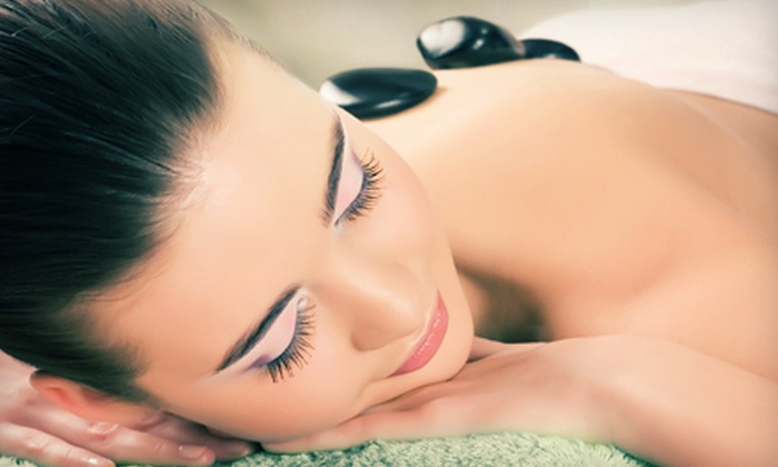 YOU Nails Salon Spa - Doctor Phillips: 60- or 90-Minute Hot-Stone Massage at You Nails Salon Spa (Up to 51% Off)