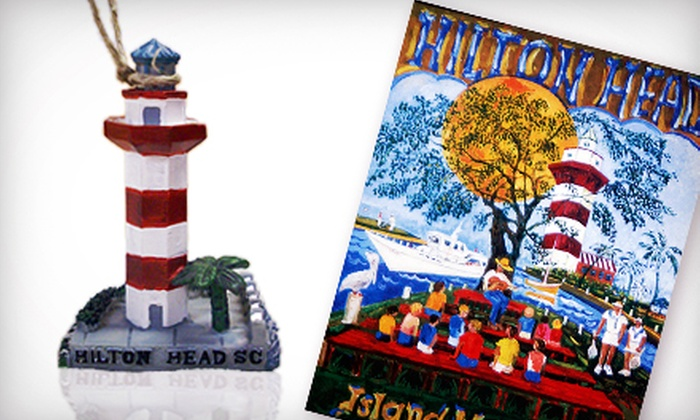Mingles - Hilton Head Island: $10 for $20 Worth of Souvenirs and Local Handcrafted Goods at Mingles