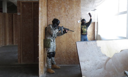 All-Day Airsoft Package with Equipment Rental for Two, Four, or Six at Xtreme Action Sports (Up to 61% Off)
