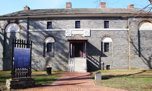 The Historic Burlington County Prison Museum: $9 for Four Adult Admissions to The Historic Burlington County Prison Museum ($16 Value)