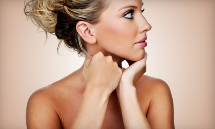 Impulse Hair Salon - Dorchester: $29 for Three Full-Body Custom Spray Tans at Impulse Hair Salon ($105 Value)