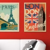 Giclee Prints of Retro-Style European Travel Posters