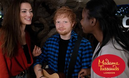 FINAL WEEK: £1 for discounted VIP entry to Madame Tussauds for up to four