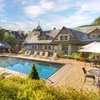 Stay at Castle Hill Resort and Spa in Proctorsville, VT