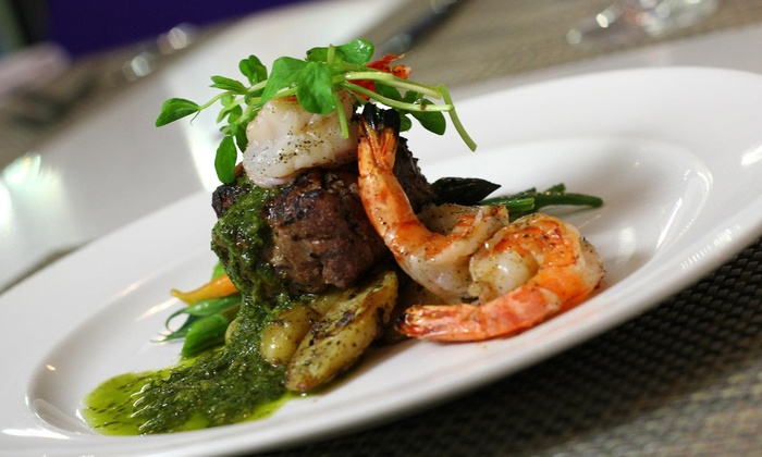 Arriba Restaurant - Downtown Toronto: Three-Course Upscale Seasonal Dinner for Two or Four at Arriba Restaurant (Up to 47% Off)