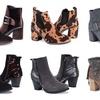 MUK LUKS Women's Assorted High-Heel Booties