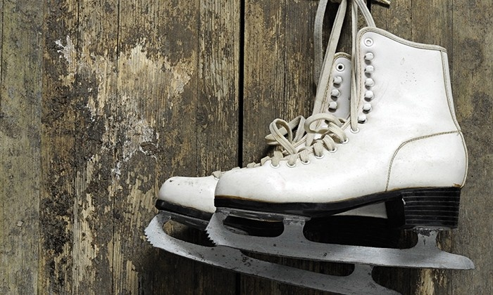 Holiday Great Skate  - Courtyard Scottsdale Salt River: Skating for Two or Four on Synthetic Rink at Holiday Great Skate (Up to 50% Off)