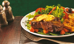 Mugg & Bean: Up to Six Main Courses with Chunky Fries at Mugg & Bean, Choice of Location (Up to 57% Off)