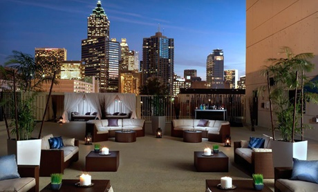 European-Style Hotel in Downtown Atlanta