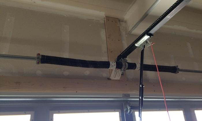 Cj's Garage Door Repair - Sacramento: $90 for $199 Worth of Garage-Door Repair — CJ'S Garage Door Repair