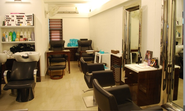 Beauty lies in the eyes of the beholder take charge of for Adamo salon malviya nagar