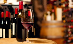 Bin One Eleven Wine Store & Tasting Bar: Wine with Cheese, Wine Class, or Valentine's Tasting at Bin One Eleven Wine Store and Tasting Bar (Up to 47% Off)