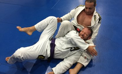 image for Adult of Youth Classes at Alliance Jiu-Jitsu (Up to 78% Off). Six Options Available.