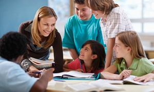 Kidz-Tutoring: Four or Six One-Hour Tutoring Sessions at Kidz-Tutoring (Up to 52% Off)