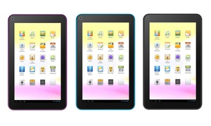 """Kocaso 7"""" Dual-core Android 4.2 Tablet And Keyboard Bundle"""
