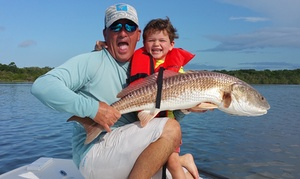 Florida Flats Fishing: Two or Four Hours of Fishing for Two People from Florida Flats Fishing (Up to 57% Off)