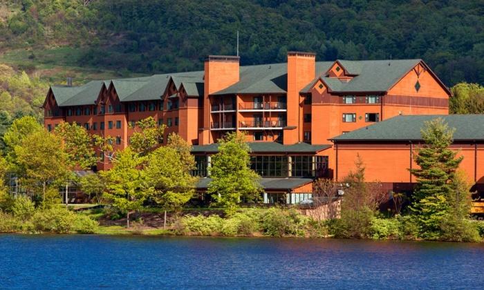 Rocky Gap Casino Resort - Flintstone, MD: Stay at Rocky Gap Casino Resort in Cumberland, MD; Dates Available into December