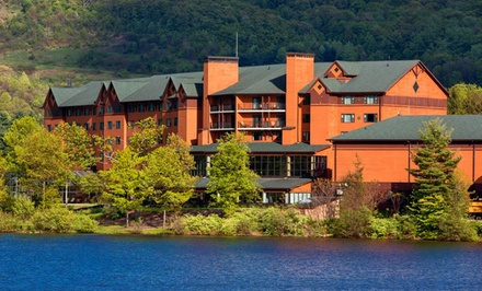 Stay at Rocky Gap Casino Resort in Cumberland, MD. Dates Available into March.
