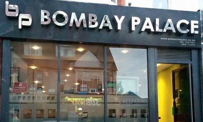 image for Indian Meal with Sides for Two or Four at Bombay Palace (Up to 40% Off)