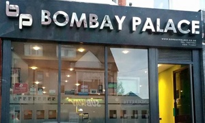 Bombay Palace: Indian Meal with Sides to Share for Two or Four at Bombay Palace (Up to 46% Off)