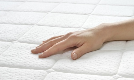 Mattress Cleaning for Full-, Queen-, or King-Size Mattress from Presidential Clean (Up to 55% Off)