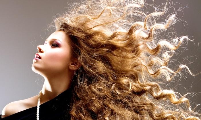Ringolevio Salon - Cow Hollow: Haircut and Style or Partial Highlights and Style at Ringolevio Salon (Up to 53% Off)