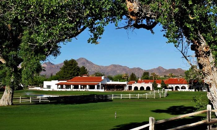Tubac Golf Resort & Spa - Tubac, AZ: Stay at Tubac Golf Resort & Spa in Tubac, AZ, with Dates through September