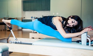 Purely Pilates: Private and Group Pilates Classes at Purely Pilates (Up to 68% Off). Three Packages Available.