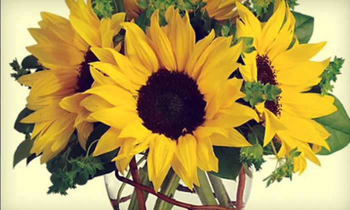NASA Flowers - Clear Lake: Floral Arrangements at Nasa Flowers in Webster (Half Off). Choose from Two Options.