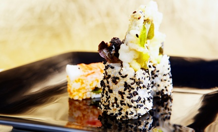 Asian Cuisine for Lunch or Dinner at Red Parrot Asian Bistro (Up to 53% Off)