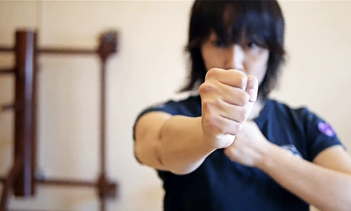 International Academy of WingChun - Scotts Valley: 1 Month of Unlimited WingChun Self-Defense Classes for 1, 2 at International Academy of WingChun (Up to 81% Off)