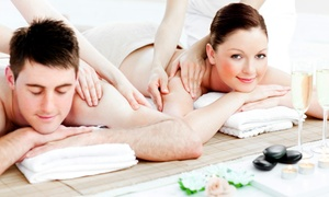 Massage By Sandy & Company: One or Two Couples-Massage Classes at Massage by Sandy & Company (Up to 54% Off)
