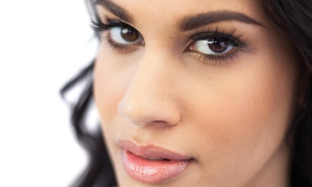 Full Set of Eyelash Extensions at Line Beauty Eyelash Extensions (50% Off)