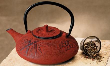 Cast-Iron Tetsubin Japanese-Style Teapots